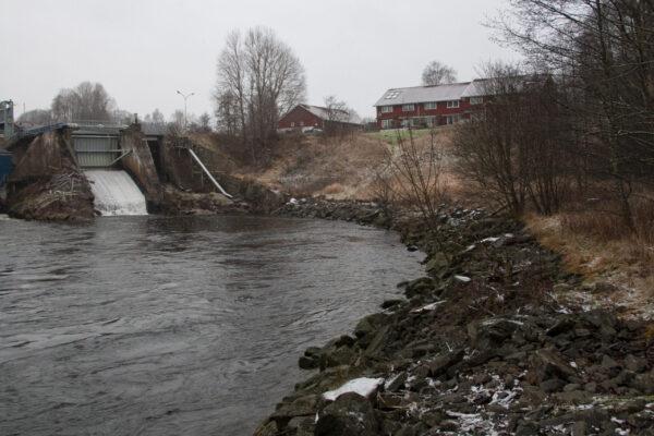 Hedefors före omlöp Foto Anders M Nilsson